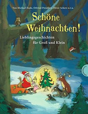 Kinderbuch Weihnachten.Schone Weihnachten Lieblingsgeschichten Fur Gross Und Klein