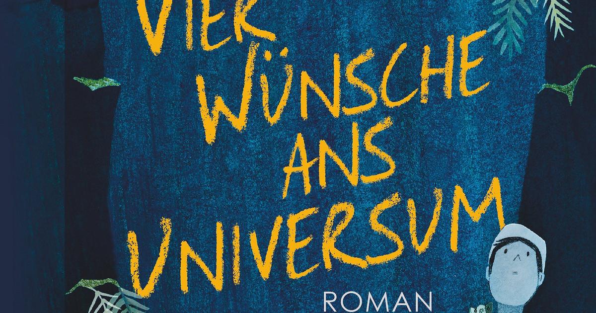 Buch universum wunsche