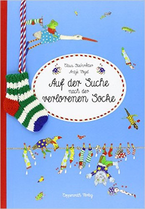 c27c2cba7c1c11 Auf der Suche nach der verlorenen Socke - Titel - Kinderbuch-Couch.de