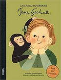 Jane Goodall: Little People, Big Dreams
