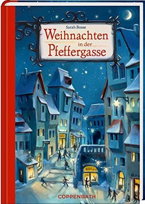 Kinderbücher Weihnachten.Weihnachten In Der Pfeffergasse Titel Kinderbuch Couch De